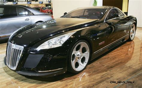 Maybach Car :  2005 Maybach Exelero Concept
