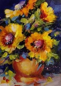 Sunflower Painting eBay