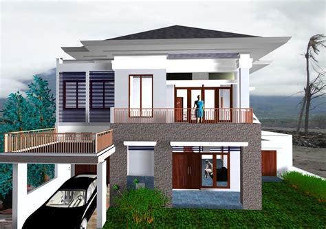 desain rumah idaman  prathama raghavan
