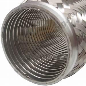Rohr 200 Mm Durchmesser : edelstahl auspuff flexrohr verst rkt mit anschlussrohren 60 mm durchmesser 200 mm lang ~ Eleganceandgraceweddings.com Haus und Dekorationen