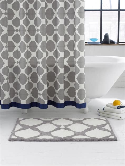 gray shower curtain high end shower curtains