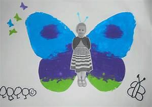 Activite Enfant 1 An : papillon activit manuelle maternelle peinture photo ~ Melissatoandfro.com Idées de Décoration