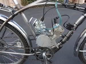 Gas Bicycle Motors Bike Engine Kit