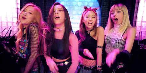 black pink releases   video  japanese version