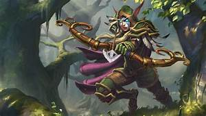 Know Your Lore Alleria Windrunner Blizzard Watch