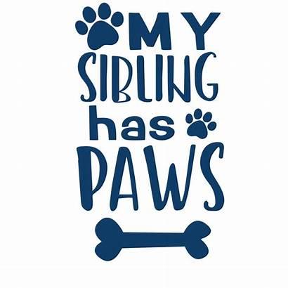Paws Siblings Sibling