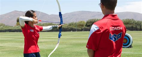 difference   archery coach  instructor