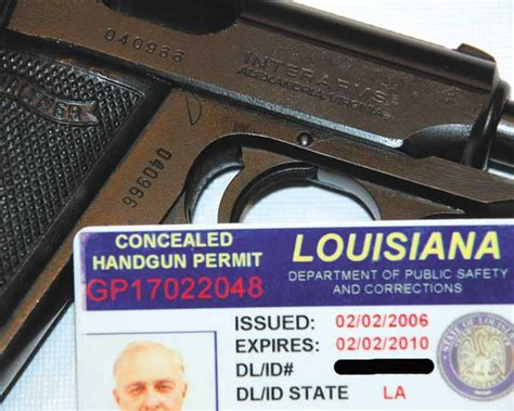 Louisiana House Approves Concealed Carry On K 12 And College