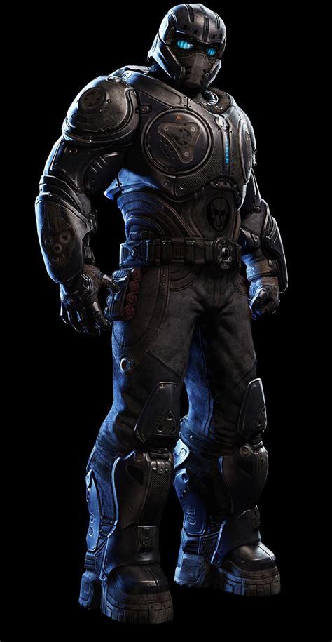 Onyx Guard Gears Of War Fandom Powered By Wikia