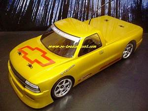 Chevrolet Silverado Custom Painted RC Touring Car / RC ...
