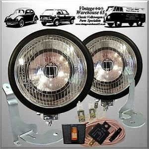 Mini Cooper Fog Lights - Replacement Engine Parts