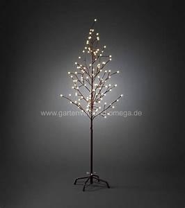 Weihnachtsbeleuchtung Außen Baum : led lichterbaum braun gro vorgartendekoration weihnachten gartendekoration mit led led baum ~ Orissabook.com Haus und Dekorationen