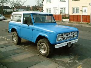 The Early Ford Bronco  66