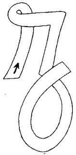 moldes de letras cursivas 2 fichas en ingles infantil moldes de letras z cursiva y letras