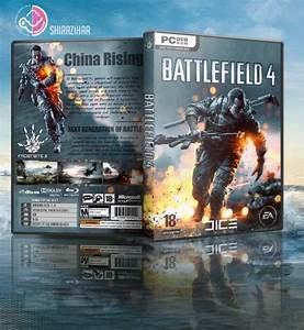Battlefield 4 PC Box Art Cover by shirazihaa