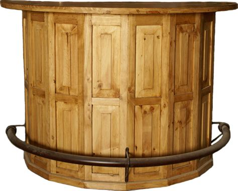Home Bar Outlet by Rustic Pine Half Home Bar Rustic Furniture Outlet