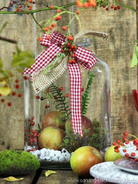 Herbstdeko Für Gartentisch by Herbstdeko F 252 R Den Tisch Herbstdeko Tisch Decken