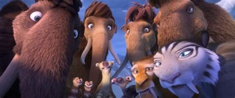 Colourful new set of character banners for Ice Age ...