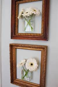 Use empty frames to decorate home ultimate ideas