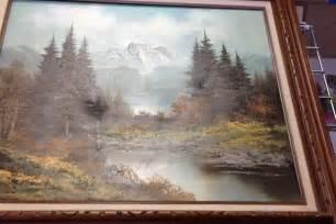 Martin Oil Painting Artists Signature