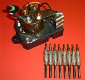 Ford    International 7 3l Idi Glow Plug Kit