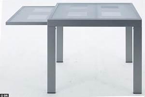 Table Carrée Rallonge : table carree avec rallonge design ~ Teatrodelosmanantiales.com Idées de Décoration