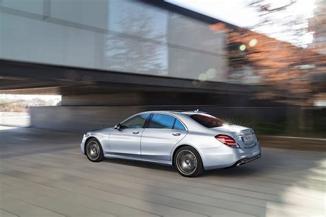 mercedes classic 2018 mercedes benz s class w222 facelift brings back the