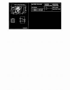 Mitsubishi Workshop Manuals  U0026gt  Montero Sport Es 4wd V6