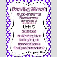 17 Best Images About Reading Street On Pinterest  Work On Writing, Grade 2 And Studentcentered
