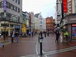 Grafton Street – What To Do Dublin?
