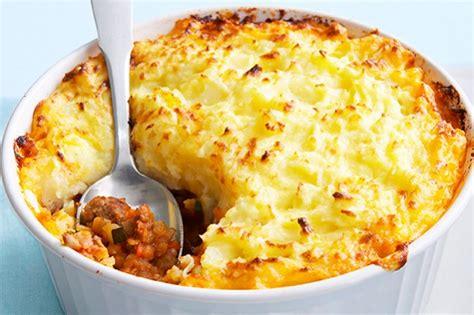 Cottage Pie Recipe by And Lentil Cottage Pie Recipe Taste Au