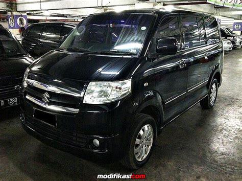 Modipikasi Apv 2013 Warna Hitam by Suzuki Apv Arena Gx 2008 Hitam Dp Ringan Cv Bintang Auto