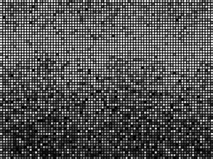 Black and white horizontal mosaic background. | Stock ...