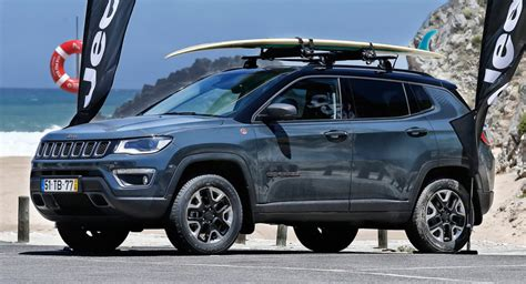jeep compass all black 2017 all new jeep compass gets a mopar touch with exclusive