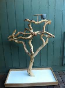 Parrot Tree Bird Stands for Sale