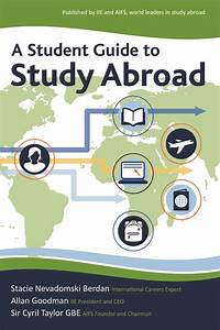 Expat Book Reviews  Studying Abroad   Global Living Magazine