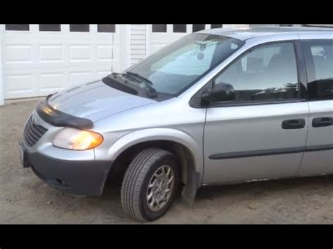2002 Dodge Grand Caravan Problems by How To Replace The Transmission Module In A 2002
