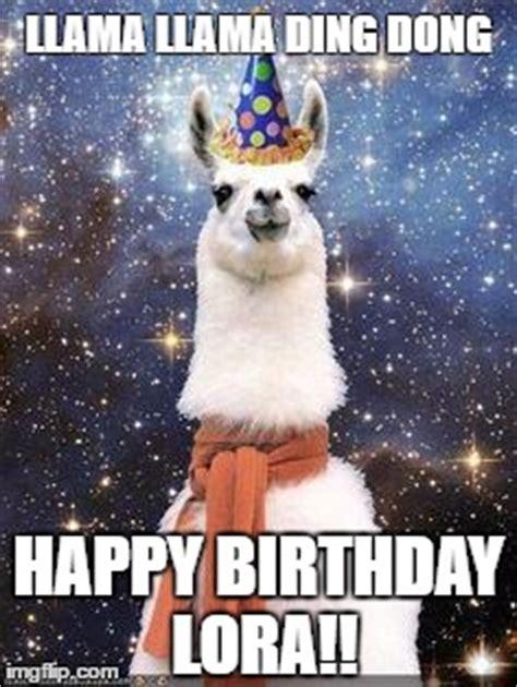 Llama Birthday Meme - drama llama birthday imgflip