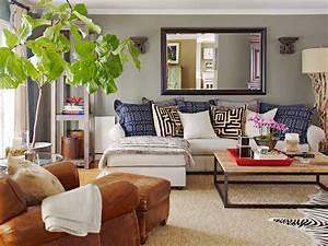Gemütliche Wohnzimmer Farben : salas de colores neutros salas con estilo ~ Watch28wear.com Haus und Dekorationen