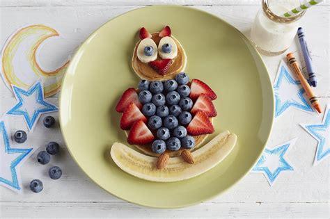 Berry Owl Fruit Art Recipe