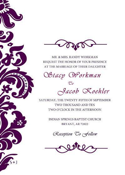 wedding invitation wording ideas index of bodas invitaciones