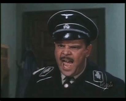 Hochstetter Major Doing Hogan Heroes Telling Yourself