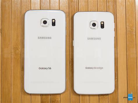 samsung galaxy s6 samsung galaxy s6 edge phonearena