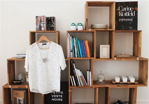 meuble de cuisine pas chere et facile diy recycler une caisse en bois deco en 40 idées