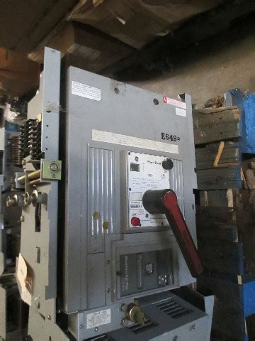 ge tcttr power break  amp  pole manually operated circuit breaker lsig