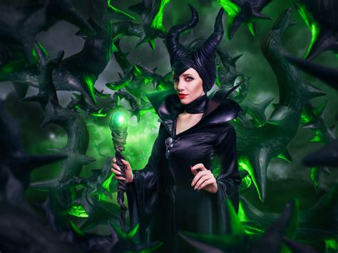 angelina jolie maleficent wallpapers black witch