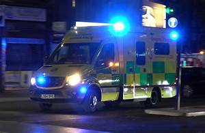 Ambulance In Action At Night | www.imgkid.com - The Image ...