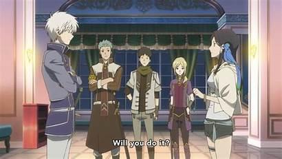 Akagami Shirayuki Shirayukihime Popo Hime Evo Anime