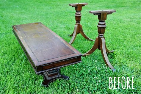 how to build a coffee table how to build a sofa table
