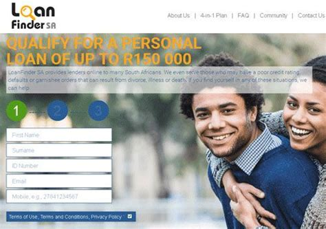 Loanfinder Sa Provides Loans Even To Those Who Have Bad Credit